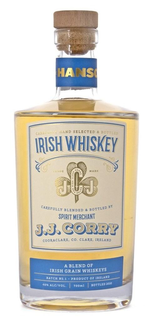 J.J. Corry The Hanson batch 1