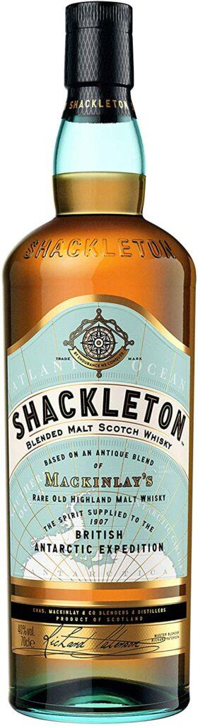 Macinlay's Shackleton review