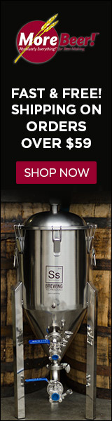 Chronical Fermenters Available At MoreBeer!
