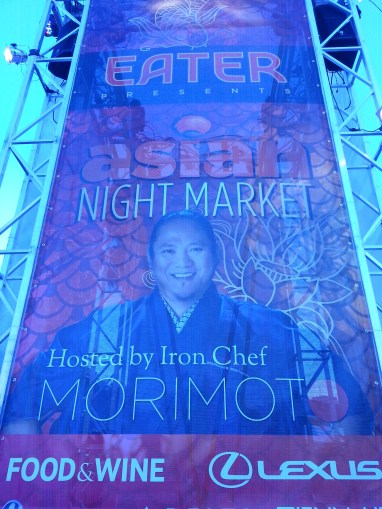 Asian Night Market Hosted by Morimoto