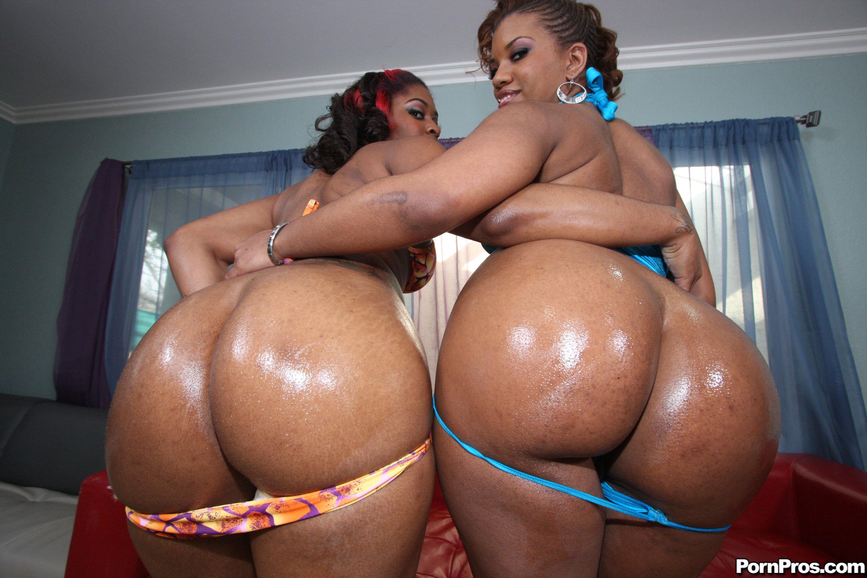 black ass and porn