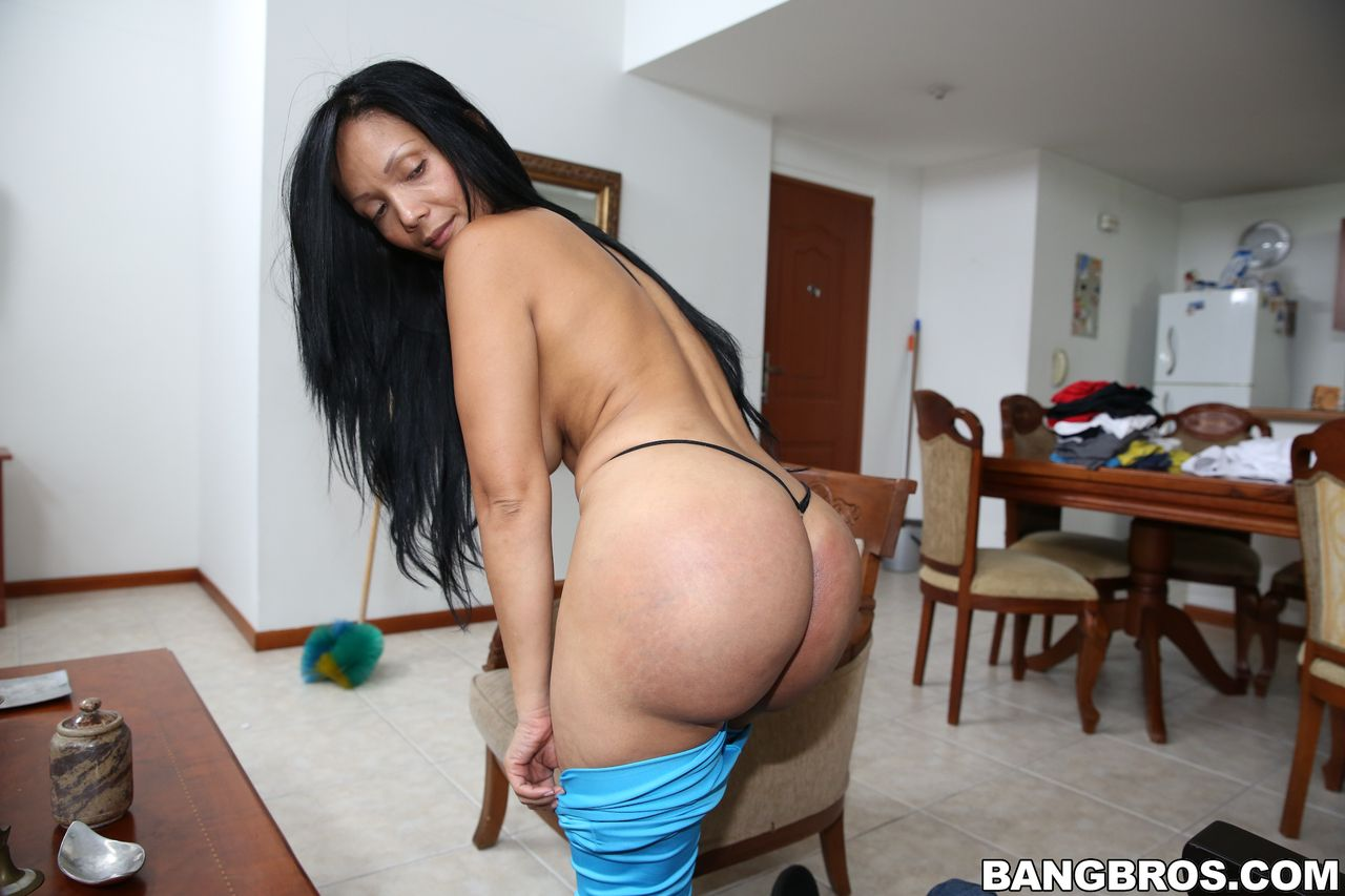 milf maid Dirty cassandra latina