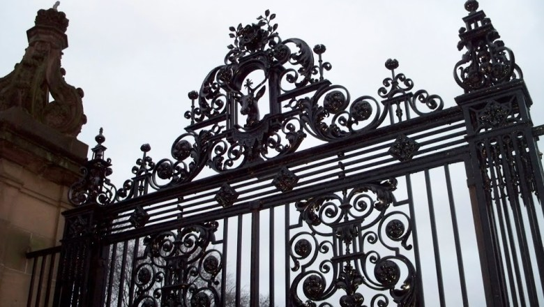 holyrood gate