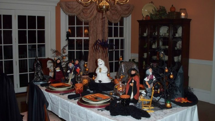 Witchy Women Table