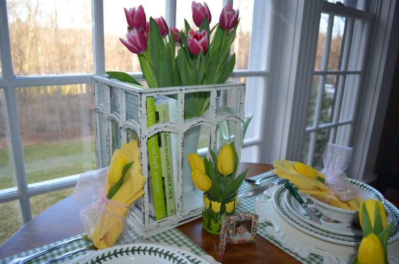 Let's Dish with Portmerion and Tulips