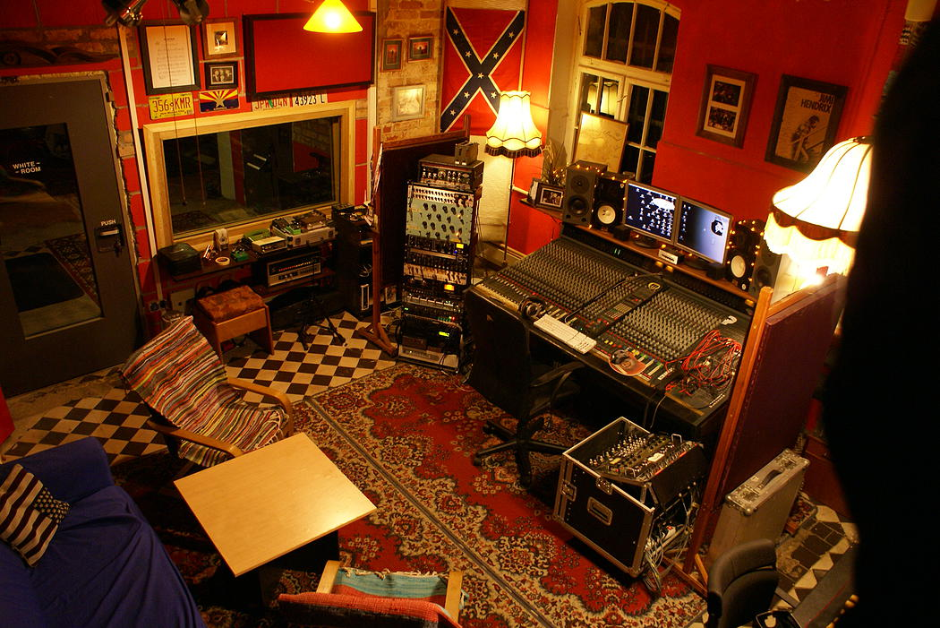 Vintage Records Studio
