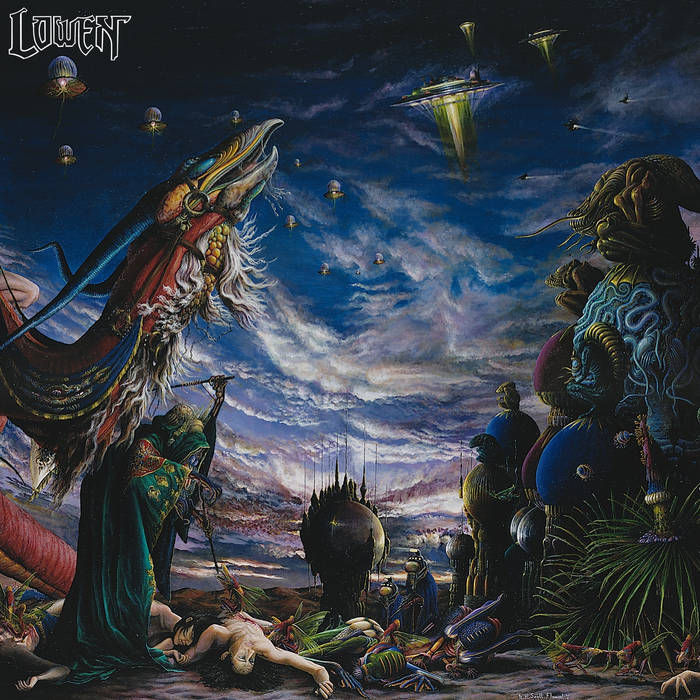 Review & Track Premiere : Lowen - A Crypt In The Stars