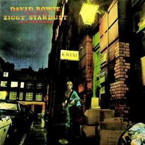 1972 - Ziggy Stardust - Front