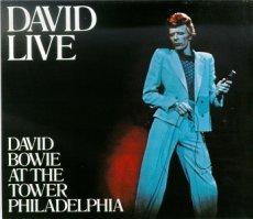 1974 - David Live 1