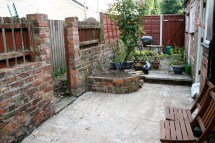 Shed Plan Small City Garden Makeover