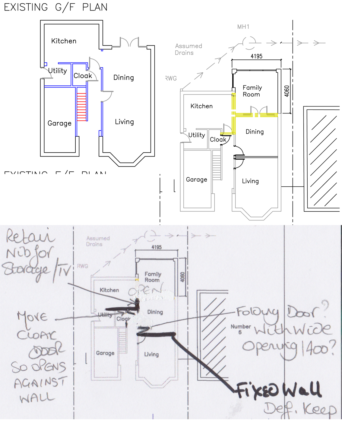 Blog Reader Advice Ground Floor Extension Layout Amp How