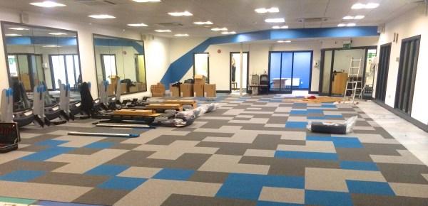 Gym Floor Layout Patterns Vtwctr
