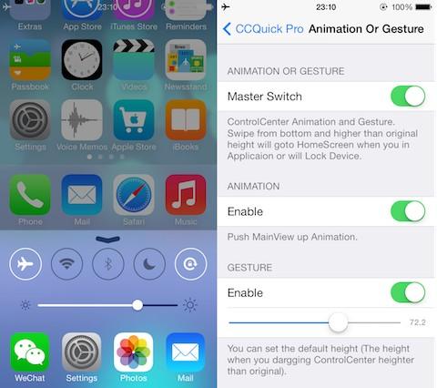 CCQuick Pro iOS 9