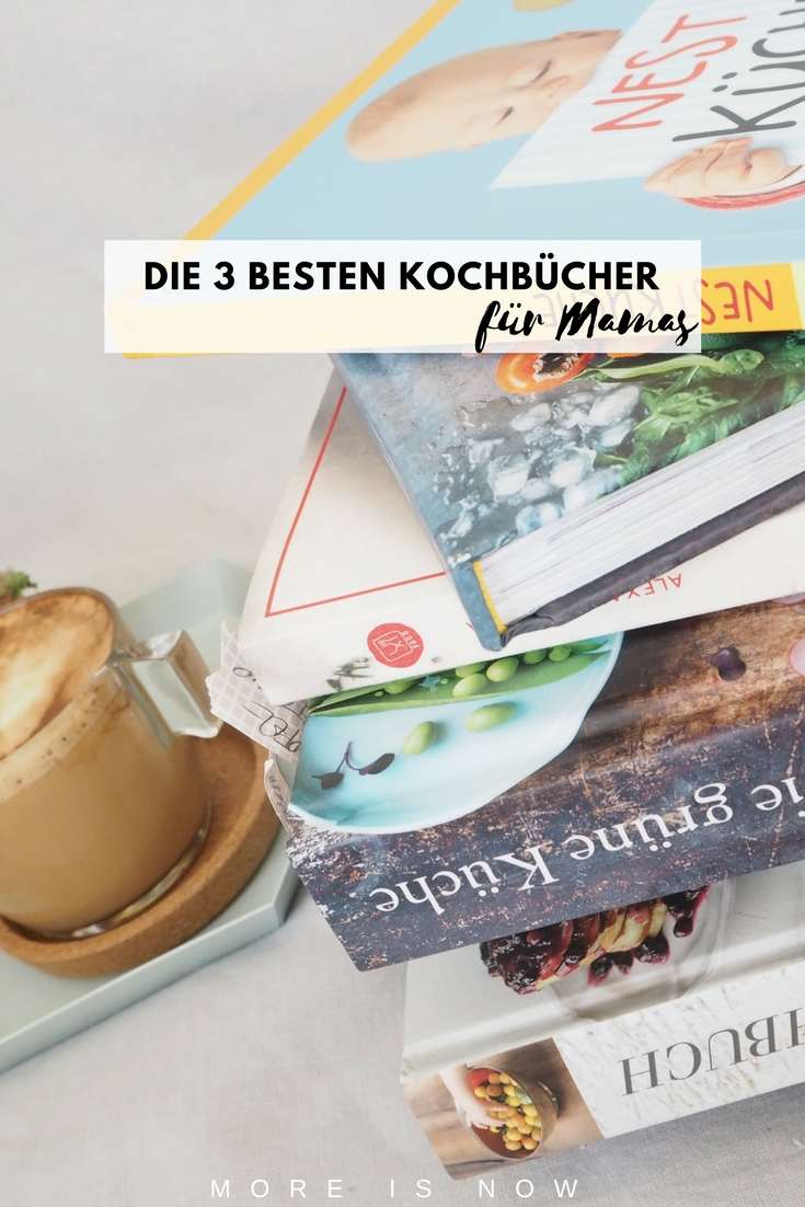 Mama Kochbücher_ 3 Lieblinge