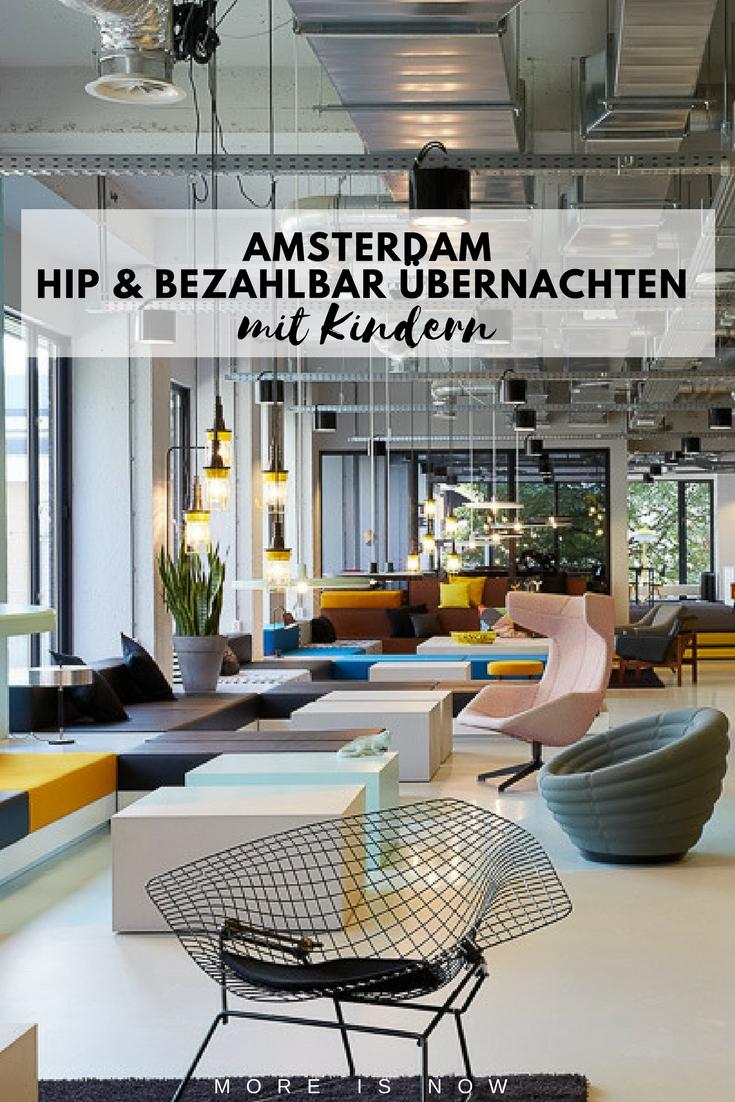 Amsterdam Hotel Kinder