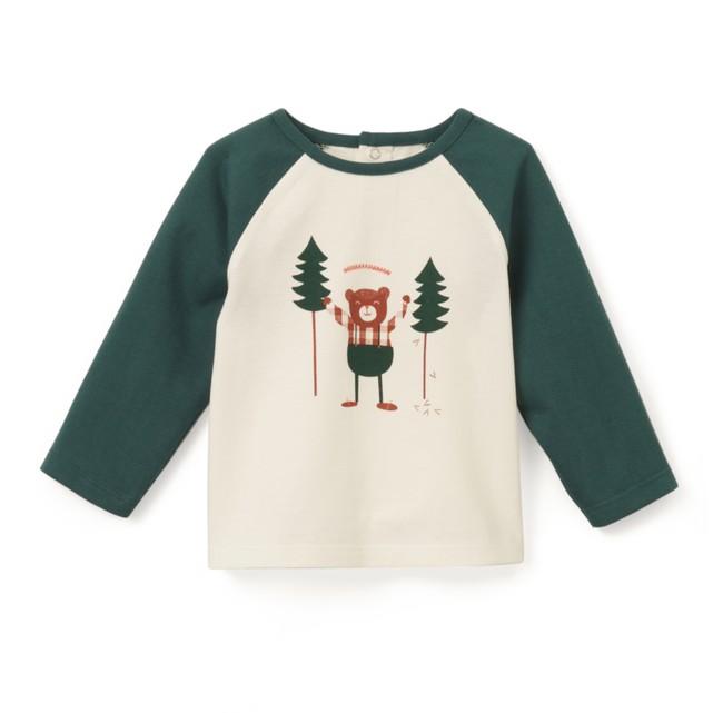 Herbst-Outfits-für-Kinder-T-Shirt