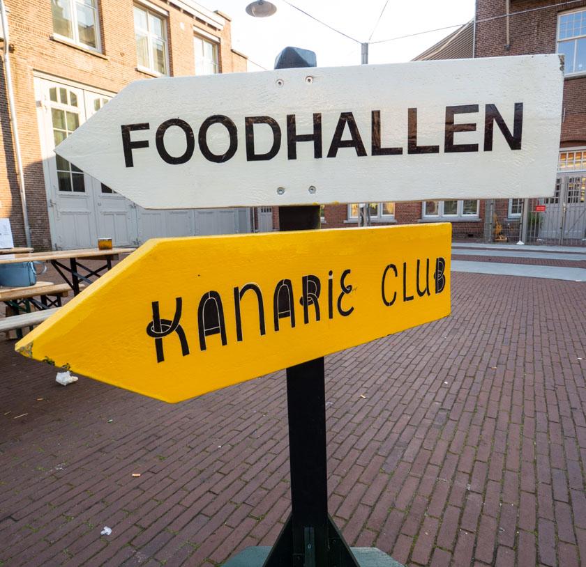 Amsterdam-mit-Kindern-Schilder-Foodhallen