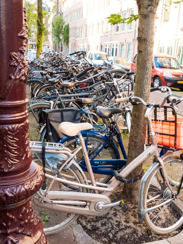 Amsterdam-mit-Kindern-Räder