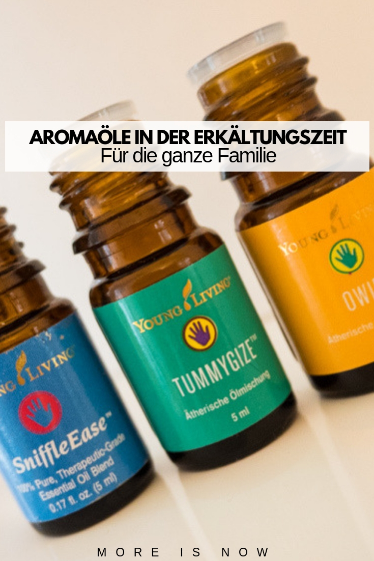 Young Living Aromaöle
