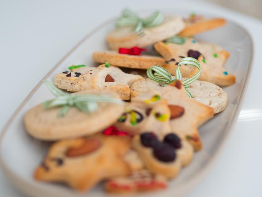 Gesunde Clean Eating Kekse