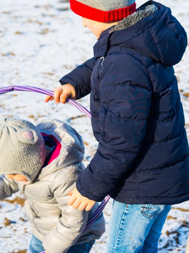 Mit Kindern gesund durch den Winter