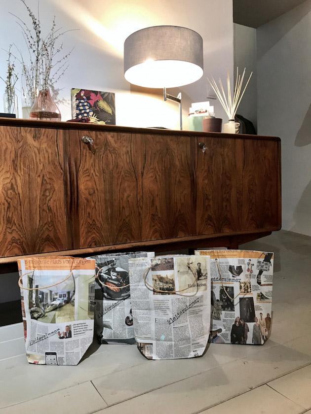 Wien Tipps für Mama und Kind_Kleiderzimmer Papiertragetaschen