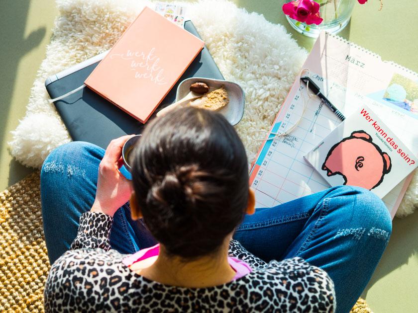 ultimative Weg zum Glück als Mama_Mama Bloggerin Flatlay