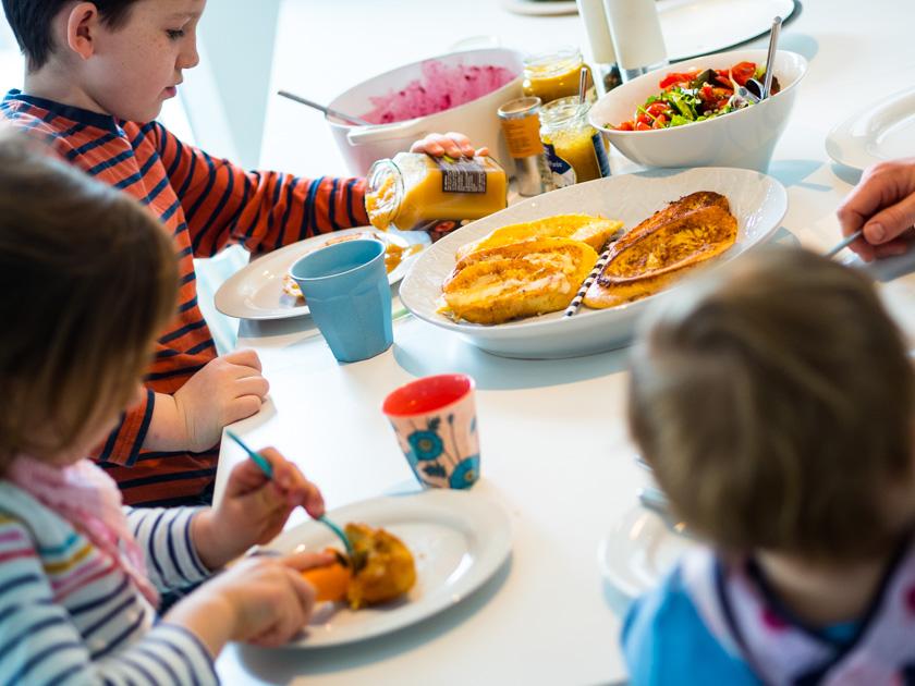 Butter selber machen mit Kindern_Essen mit Kindern