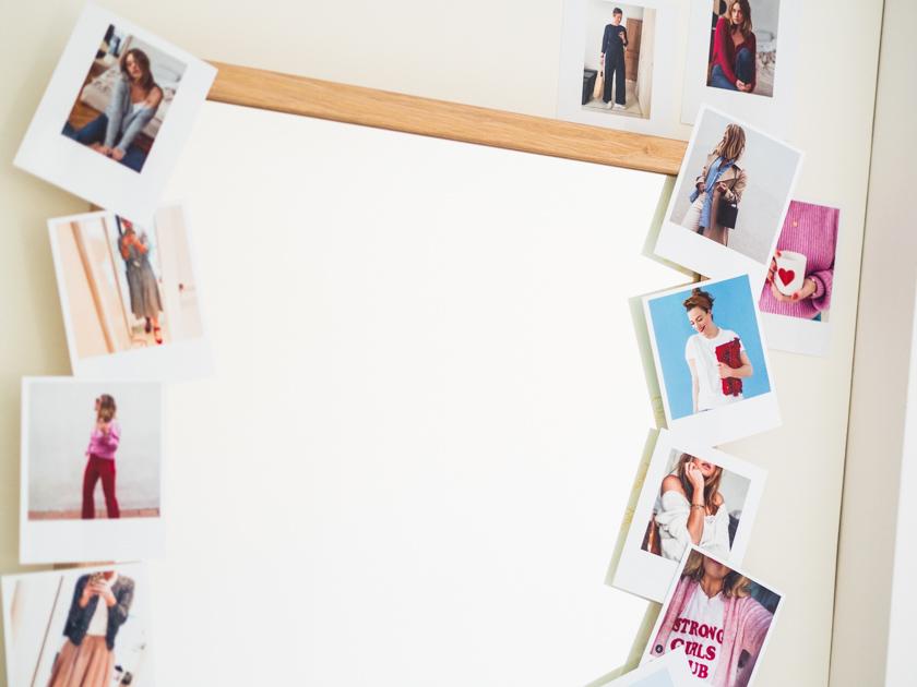 Mama Style Inspiration_Polaroids Spiegel
