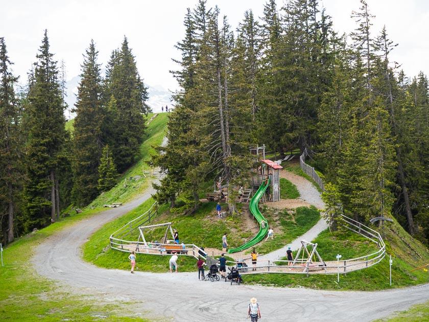 Gasteinertal mit Kindern_Erlebnisspielplatz