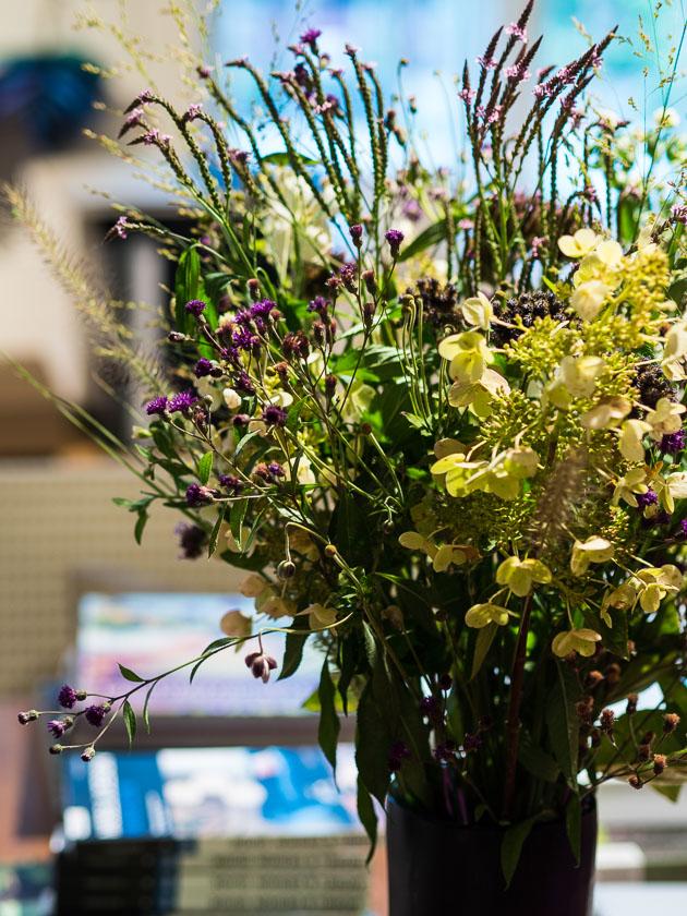 Gartenträume für Familien_Blumenstrauss