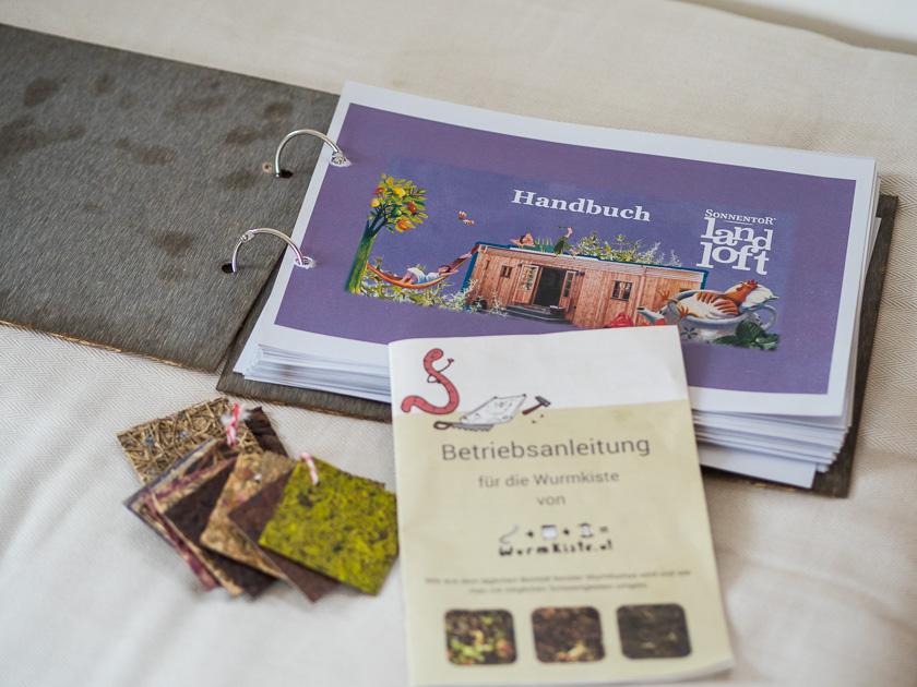 Landlofts von Sonnentor_Handbuch