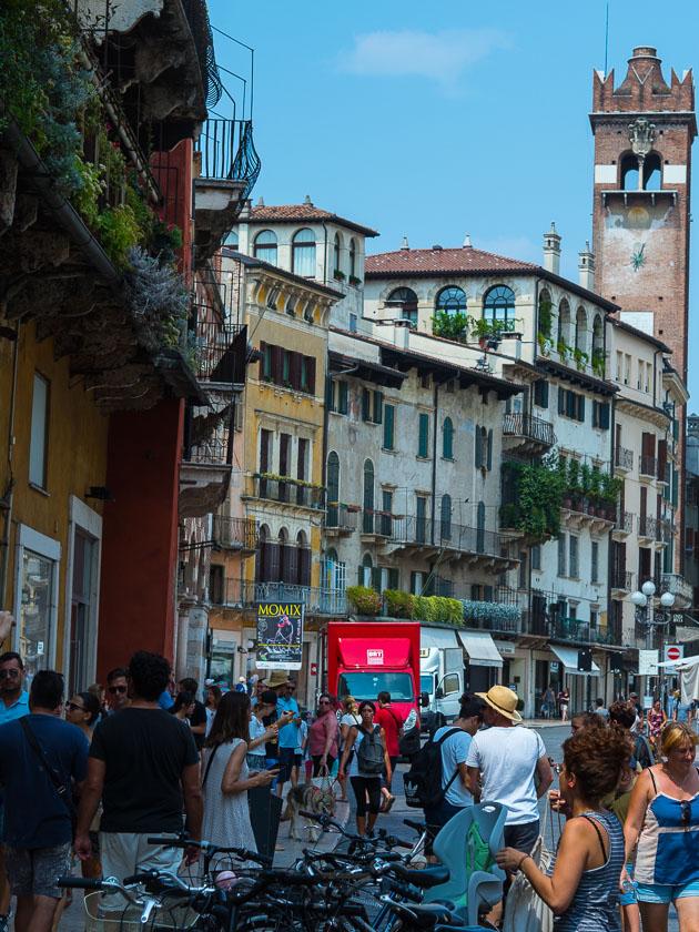 Urlaub am Gardasee mit Kindern_Verona