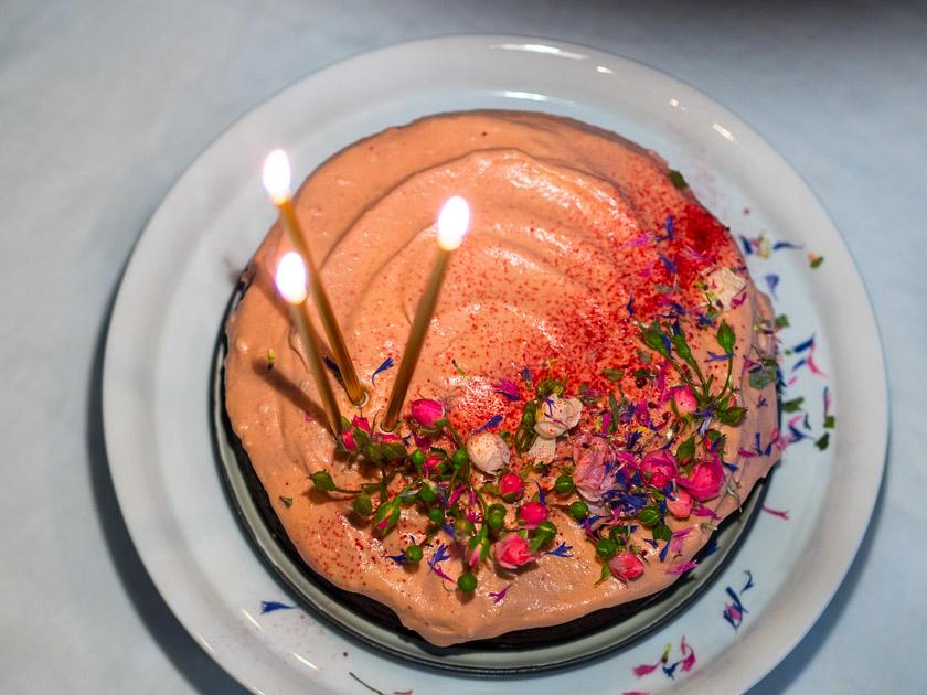 Geburtstagskuchen mit Gemüse_Geburtstagstorte für Kinder