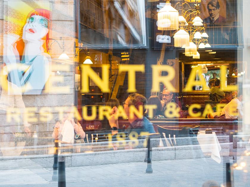 Budapest Guide mit Kindern_Central Cafe