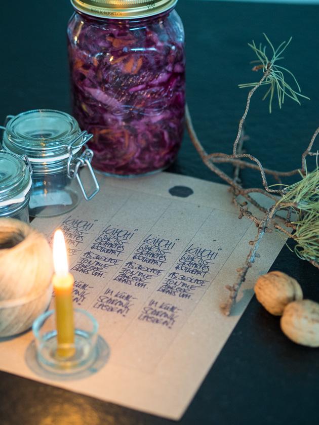 DIY aus der Küche Kimchi Rezept_Weihnachtsgeschenketipps