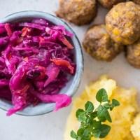 Weihnachts-DIY aus der Küche: Kimchi Rezept mit Rotkohl & Apfel, ein Sonntagsessen & Wishful Thinking für Mamas
