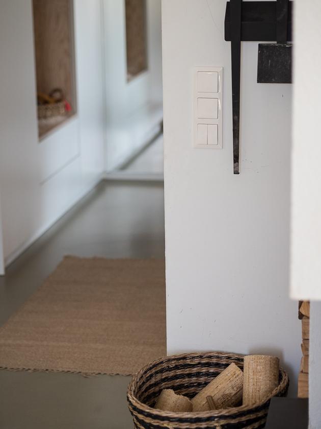 Vorraum für Familien_Gestaltung Garderoben Schrank