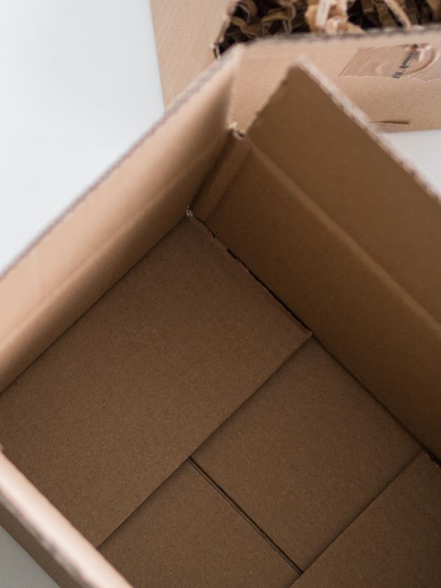 Basteln mit Kindern in der Adventszeit_alte Kartons