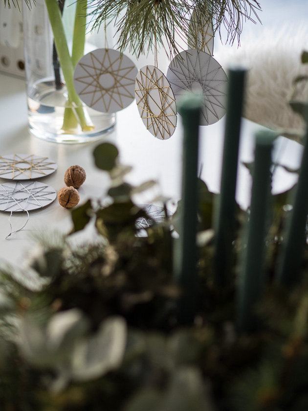 Hyggeliger Advent-Sonntag_Fadensterne