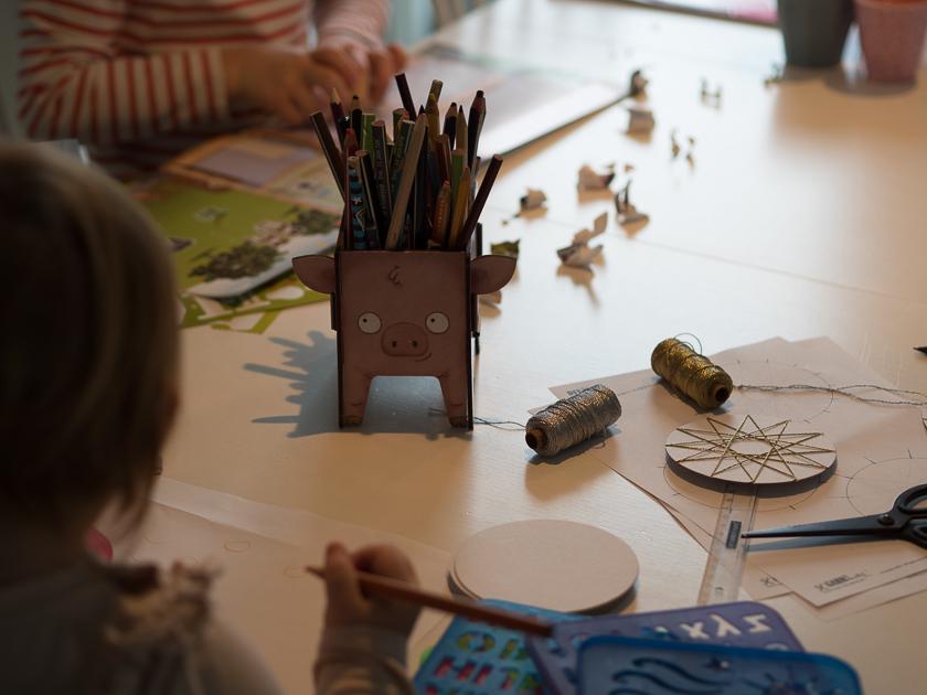 Hyggeliger Advent-Sonntag_Basteln mit Kinder