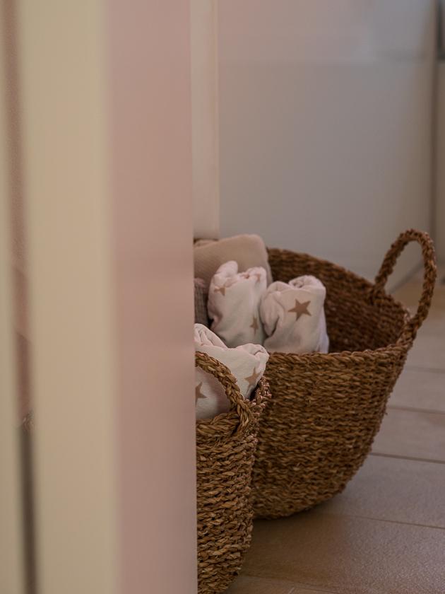 Familien Badezimmer_Handtücher