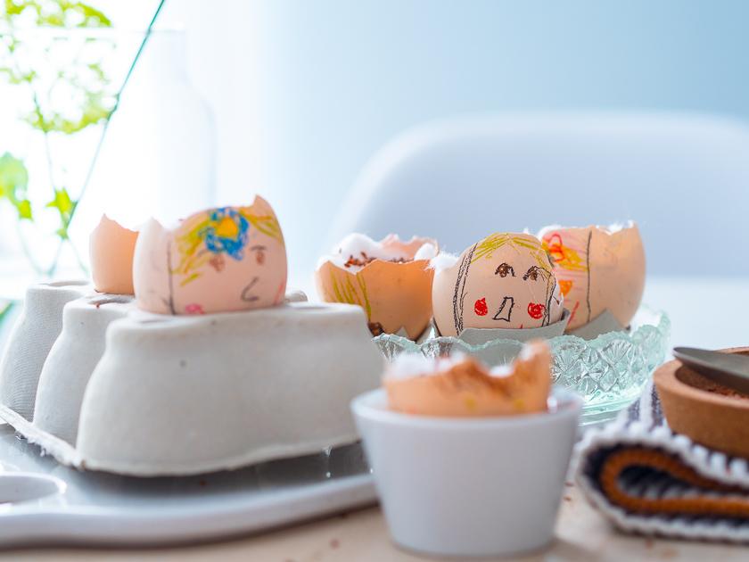 Frühlingserwachen mit Kindern_Eierköpfe