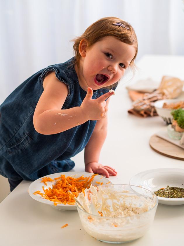 Frühlingserwachen mit Kindern_Kochen mit Kindern