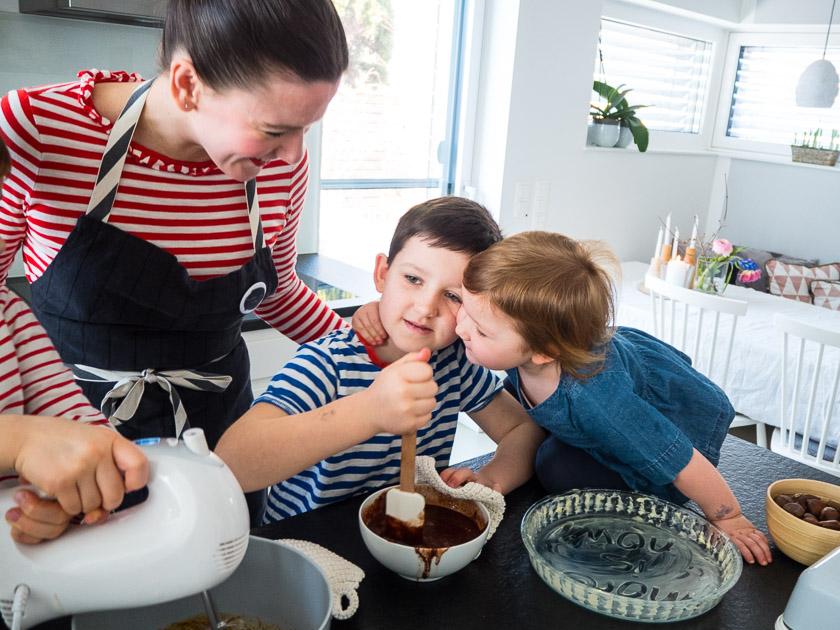 KochEvent Familienküche_Backen ist Liebe