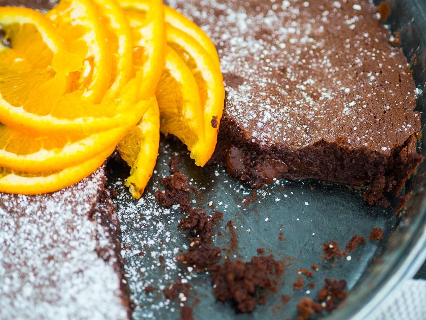 KochEvent Familienküche_Rezept Schokoladenkuchen
