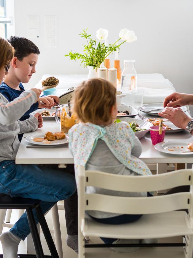 Familien Meal Prep_Familientisch Vorkochen
