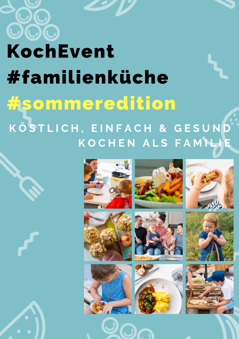 Kochevent familienküche sommeredition