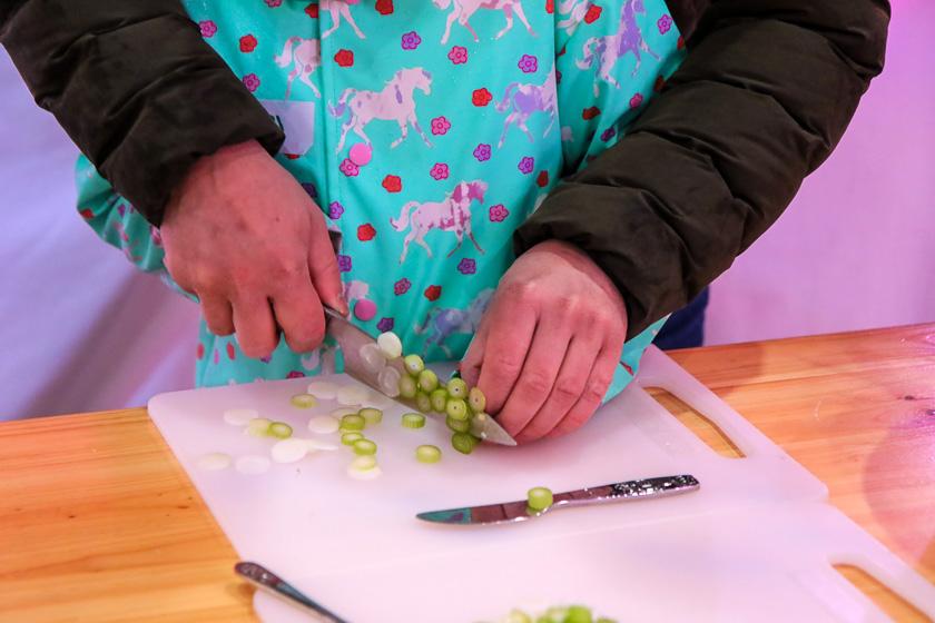 Kochevent Familienküche_Kochen mit Klein & Groß
