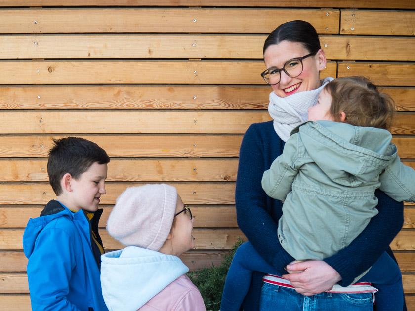 Alltag als Mehrfach-Mama_Organisation Familie